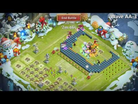 CastleClash - HBM AA Win