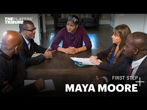 First Step: Maya Moore and Win with Justice