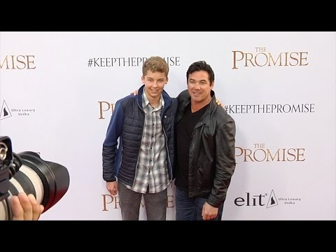 "Dean Cain and Christopher ""The Promise"" Premiere Red Carpet"