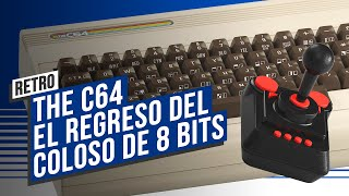 The C64, un regreso más convincente del coloso 8 bits