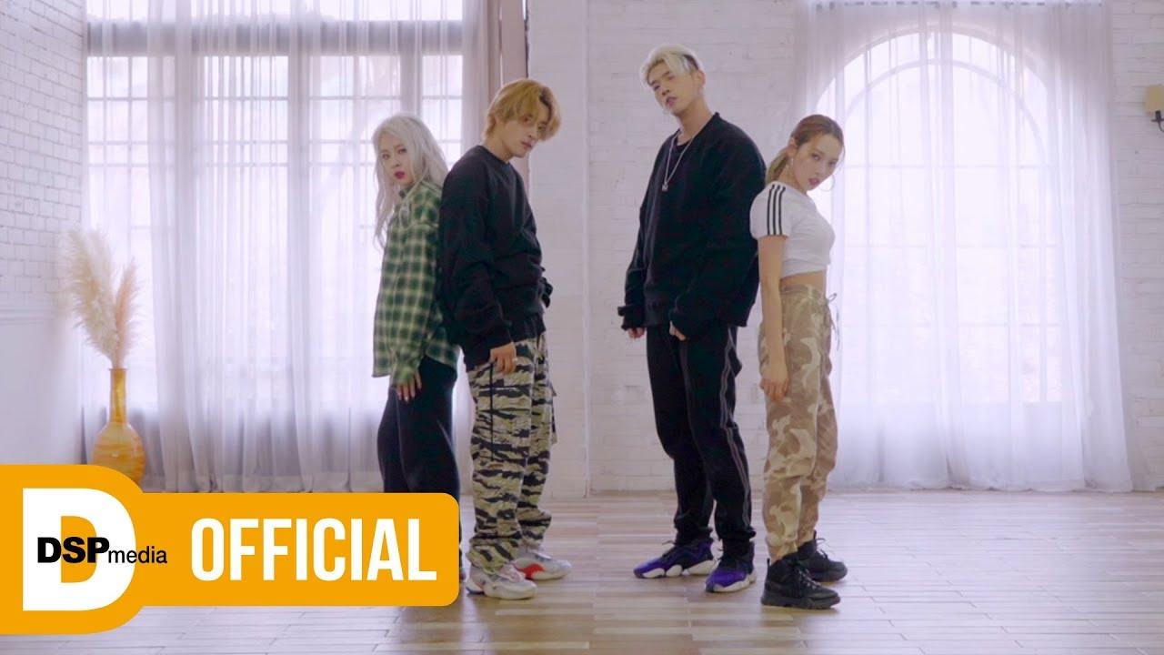 KARD — [밤밤(Bomb Bomb)] Choreography Video
