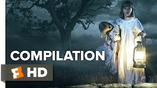 Annabelle: Creation ALL Trailers + Clips (2017) | Movieclips Trailers YouTube Videos