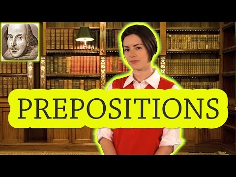 What are Prepositions? English Grammar for Beginners | Basic English | ESL