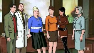 Archer - Pam can't help it!