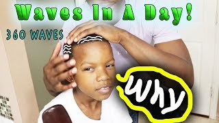 Naps To Instant Waטes in 1 Day | Starting off your waves!
