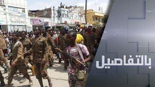 """إثيوبيا تحشد لقتال جبهة """"تيغراي"""".. ما السبب؟"""