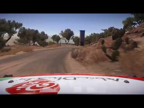WRC 7 new world record Mexico Media luna Dzandos82