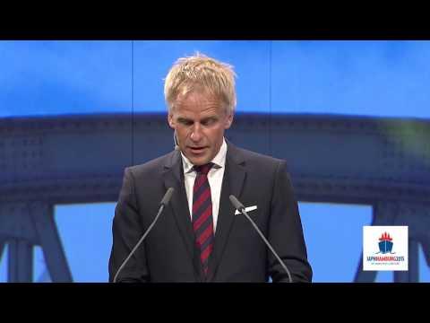 Jens Meier, Chairman of the Management Board Hamburg Port Authority