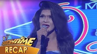 It's Showtime Recap: Miss Q & A contestants in their wittiest and trending intros - Week 43