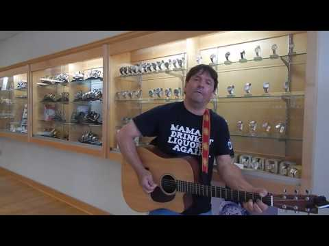 "Eden Jewelry ""I'll Sing for the Ring"" Contestant Mike Warren – ""Wonderful Tonight"""