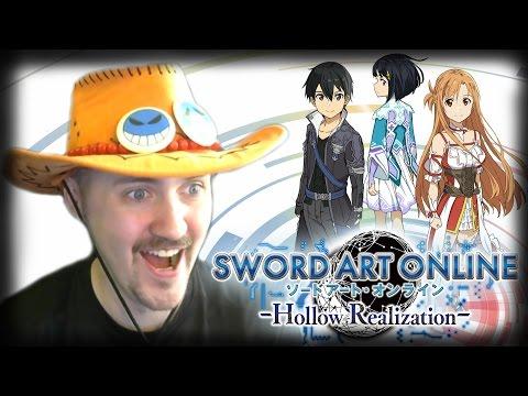 Мастера меча онлайн! [SAO Hollow Realization]