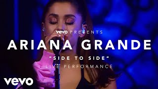 Скачать Ariana Grande Side To Side Vevo Presents