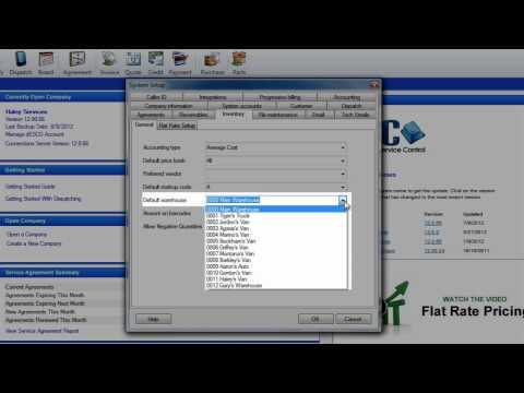 ESC Inventory Essentials - 01 - Inventory Setup