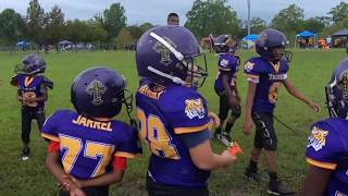 Little league football game 2019 4k