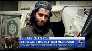 Major Raid Targets Paris Attack Mastermind