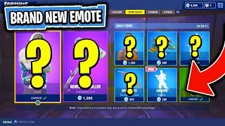 The NEW DAILY Items In Fortnite: Battle Royale! (Skin Reset #96)