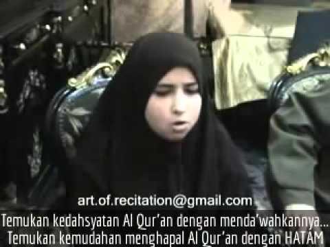 Suara merdu sekali dari Sumayya Eddeeb