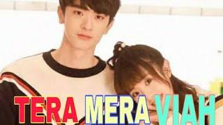 Korean mix|Tera Mera Viah | Jass manak new song|Priya ||geet mp3 ||Satti Dhillon|latest punjabi song