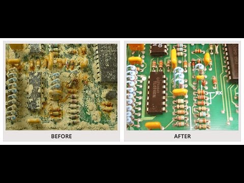 mother board cleaning electronic pcb cleaning tv pcb cleaning in indian style  kleanium™ printed circuit board