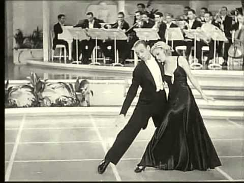 Fred Astaire + Robert Palmer - Let's Face The Music And Dance