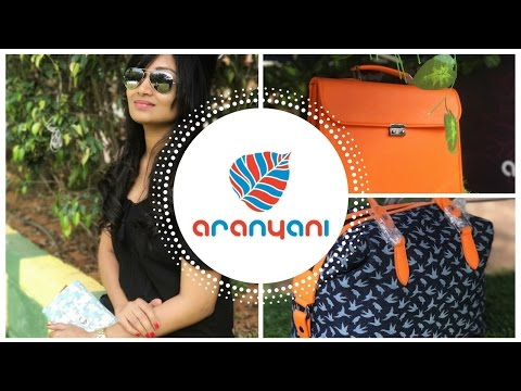 Launch Alert! Handbags from Aranyani | Bangalore