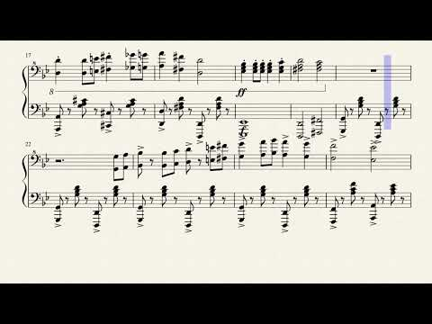 Embassy Function (Mission:Impossible 64)-Sheet Music-VideoGames sheet music