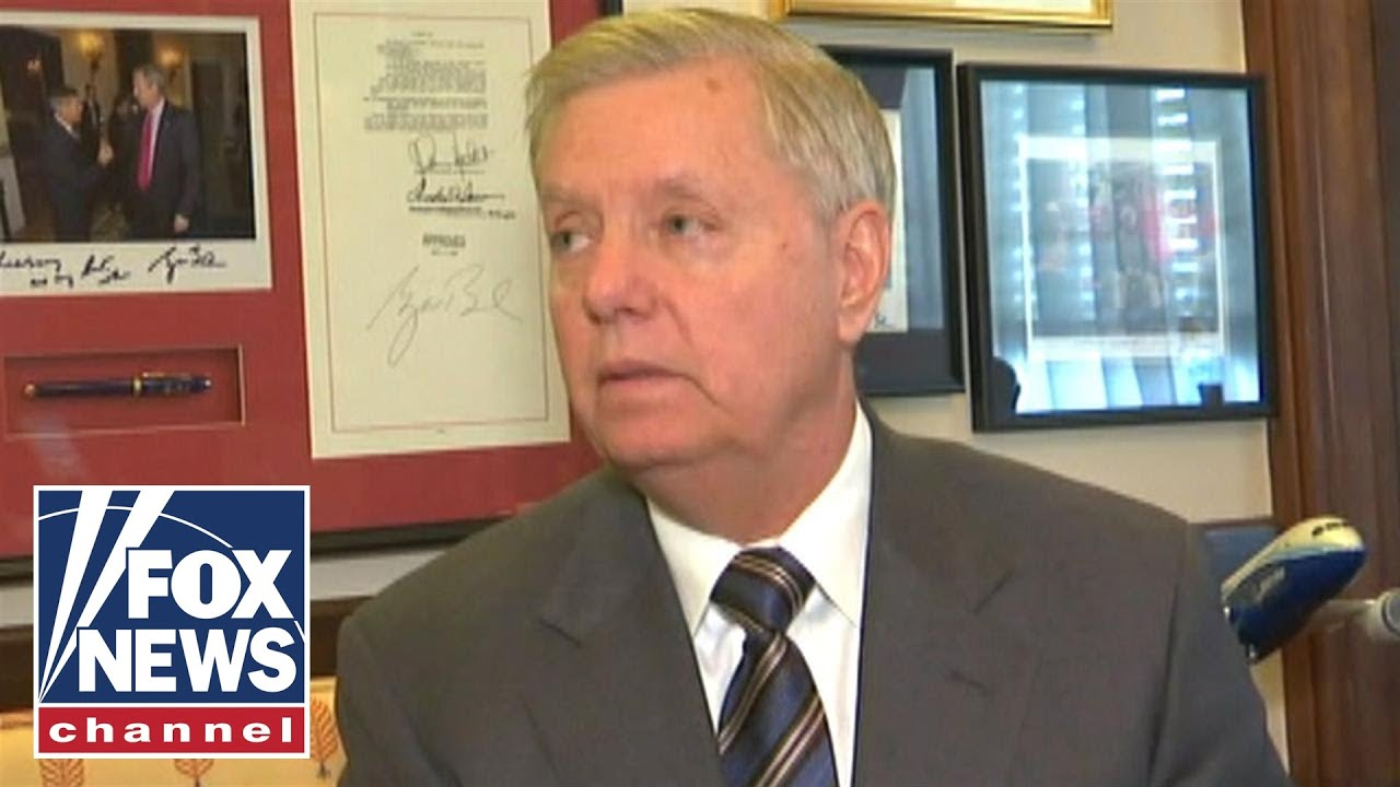 Graham reacts to Trump's announcement of deal to end shutdown