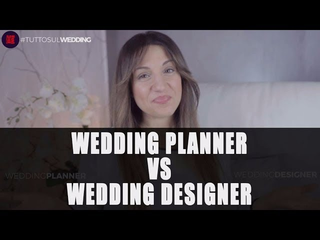 TUTTOSULWEDDING #3 | Differenza tra wedding planner & wedding designer