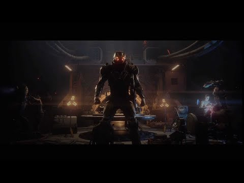 Anthem (Bioware's New IP) E3 2017 Teaser Trailer
