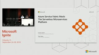 Azure Service Fabric Mesh: The serverless microservices platform - BRK2381