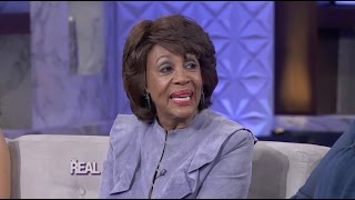 Congresswoman Maxine Waters Gets REAL