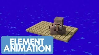 Villager TV (Minecraft Animation)(A rare glimpse into the televisual habits of the villagers. Download the Official Element Animation App!: http://bit.ly/1mhikQe Support us on Patreon!, 2014-07-04T16:03:46.000Z)