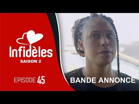 INFIDELES - Saison 2 - Episode 45 : La Bande Annonce