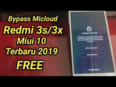 remove-micloud-redmi-3s/3x-miui-10-terbaru-2019-tested-100%-free