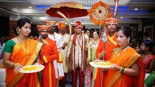 Candid Cinematic wedding of Nikhil & Vaishnavi