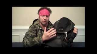 Mark Sanders Blackout33 Oakley Kitchen Sink Bag
