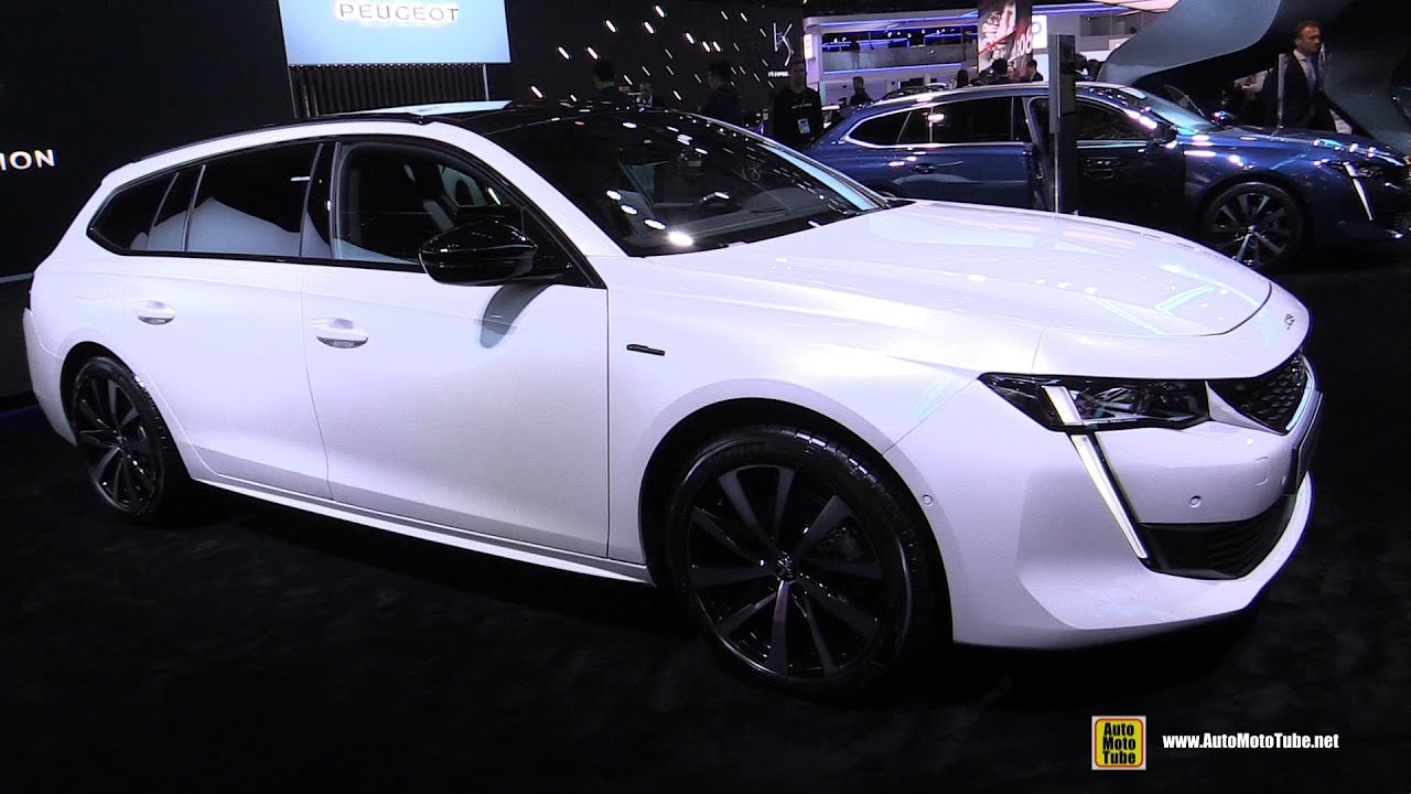 2019 Peugeot 508 Sw Gt Line Exterior And Interior Walkaround
