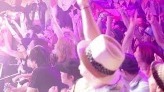Fermin Muguruza #nomoretour2013 - Tokyo / Club Asia