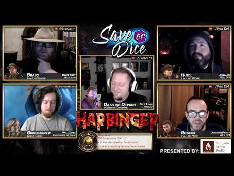 Harbinger Ep 07 - Down the Rabbit Hole | Dungeons and Dragons 5e