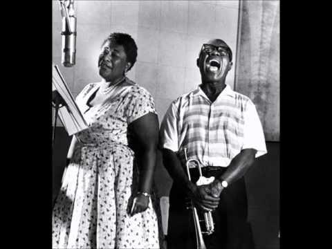 The Frim Fram Sauce - Ella Fitzgerald & Louis Armstrong (1946)