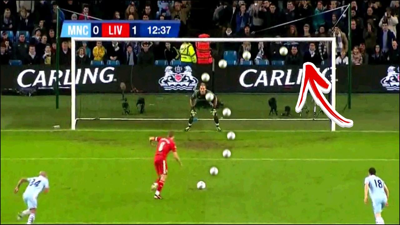 Die 10 Schlausten Elfmeter Tore Im Fussball