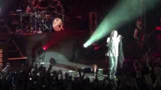 Within Temptation - Silver Moonlight (live in Minsk - 05.03.14)