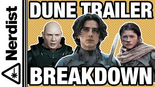 Everything You Missed in the Dune Trailer (Nerdist News w/ Dan Casey)