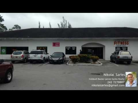 Bahamas Property - Commercial Building with Fitness Centre Business FOR SALE!