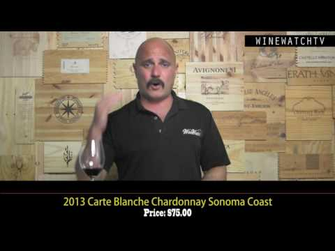 What I Drank Yesterday  Carte Blanche - click image for video