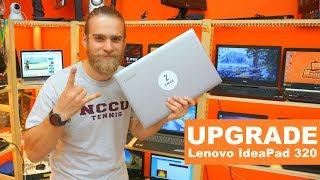 апгрейд Lenovo IdeaPad 320 HAPPYPC UPGRADE