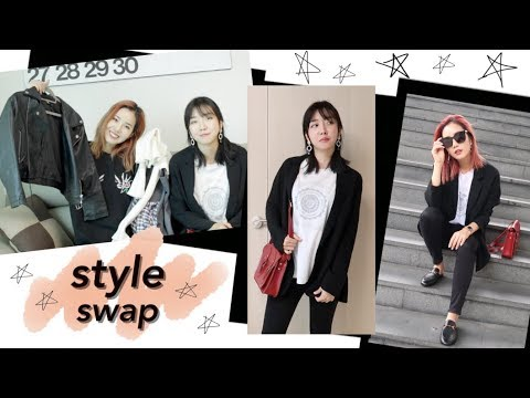 Style Swap with Sunnydahye | Fall Fashion