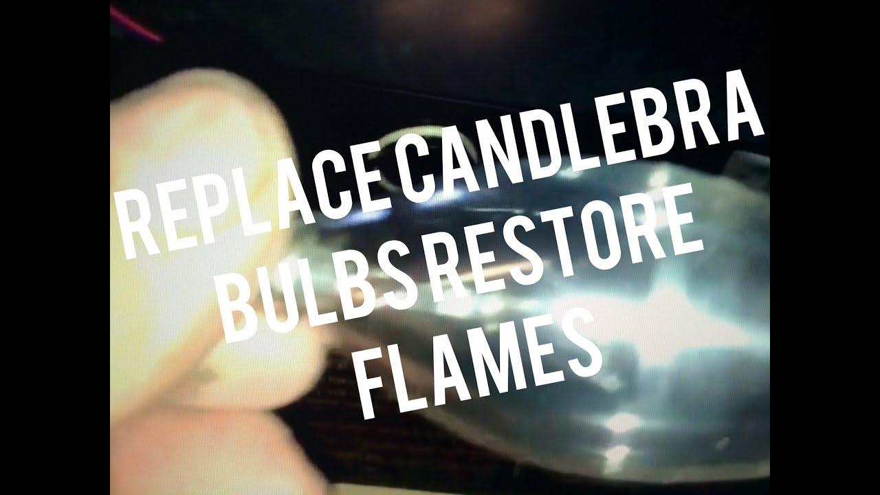 Fix Flame Feature Dimplex Symphony Electric Fireplace Bulb Repair ...