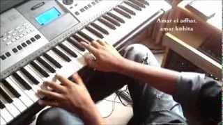 """""""Ekhono"""" (Tahsan/Black)- Piano Instrumental [HQ]"""