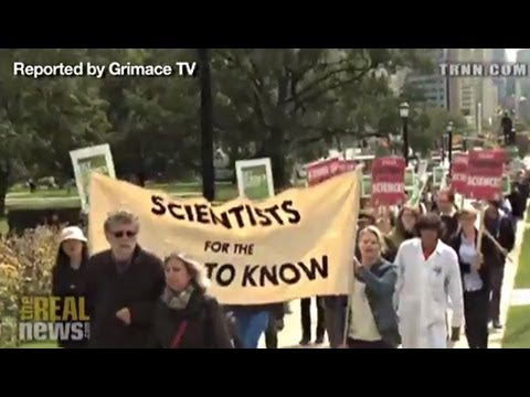 Canada's Government Silences Scientists, Sides With Corporate Interests